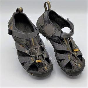 Keen Gray Sandals Size Boy's 1